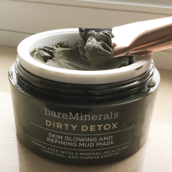Bareminerals Dirty Detox Mask Review