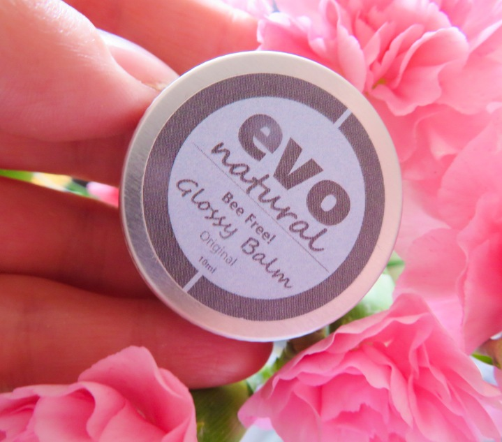 EvoNatural Glossy Balm Review