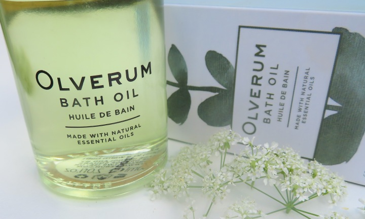 Relax and Unwind – Olverum Bath Oil Review