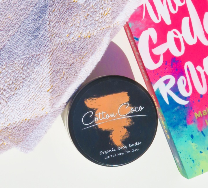 Summertime Glow! CottonCoco Organic Body Butter Review