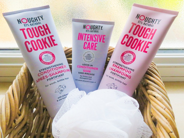Noughty or Nice? Noughty HaircareReview