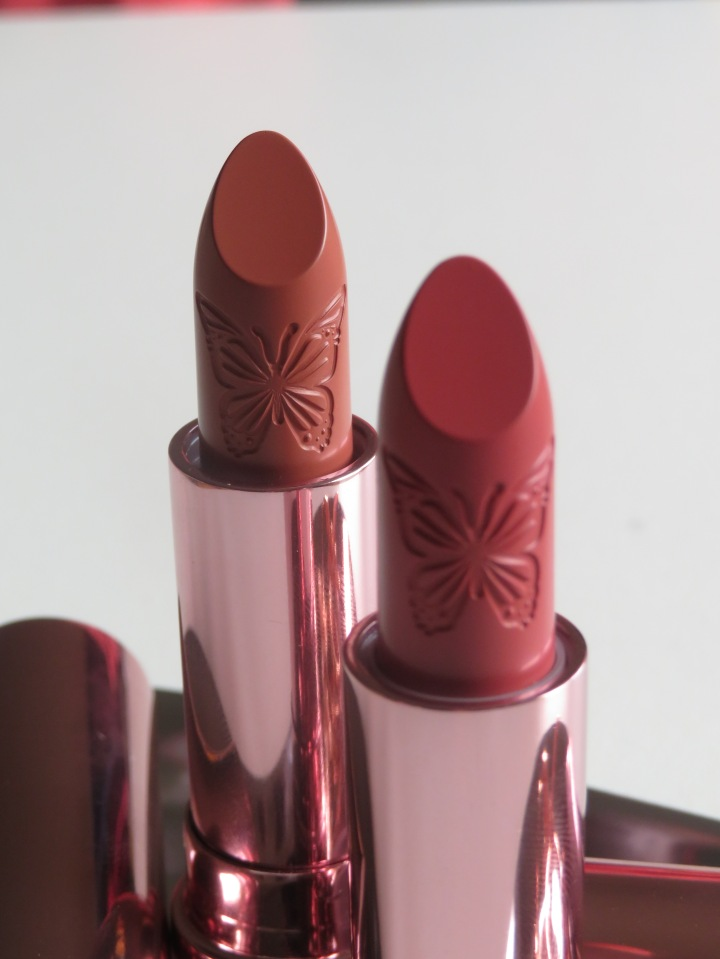 Makeup Revolution Precious Glamour Butterfly Lipstick Review