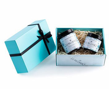 Detoxifying Body Scrub & Body Butter Gift Box £36.00