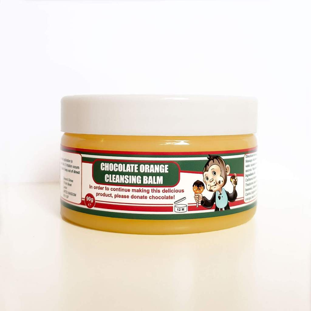 Chocolate Orange Cleansing Balm £14.00