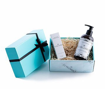 Men's Body Wash & Face Serum Gift Box £32.00