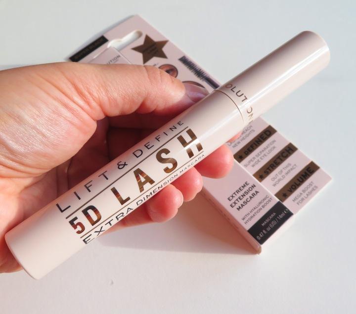 Makeup Revolution 5D Lash Extra Dimension MascaraReview