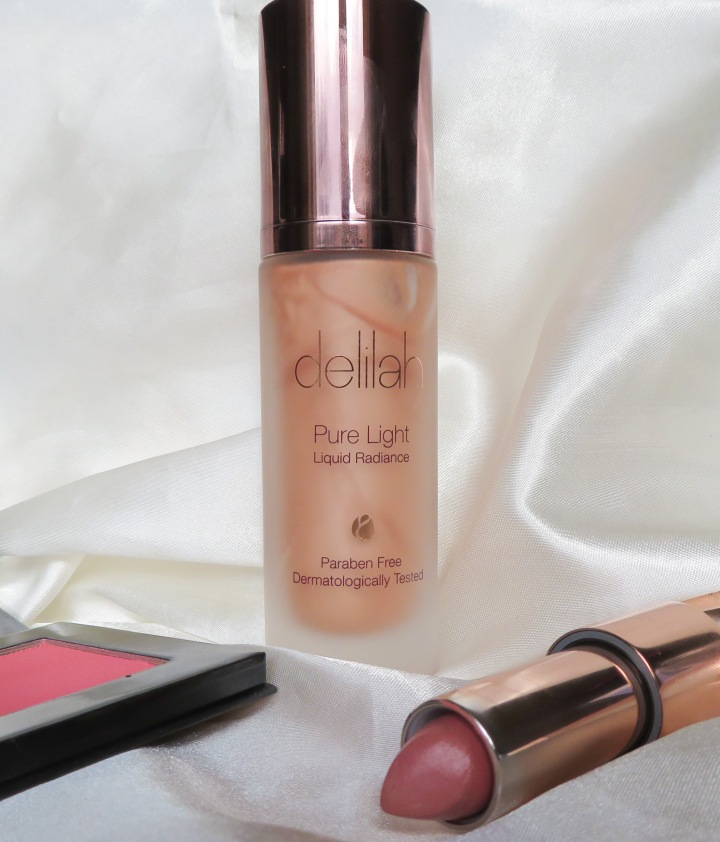 Delilah Pure Light Liquid Radiance Review